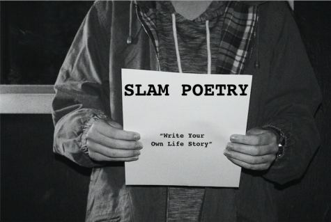 Slam Poetry Takes Nerinx by Storm