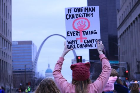 Women's March 2018 Photo Essay