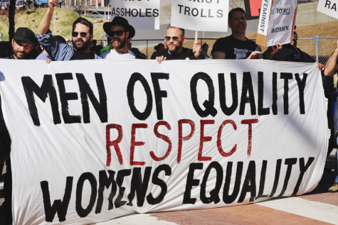 Female and Male Perspectives on Women's Rights Movements