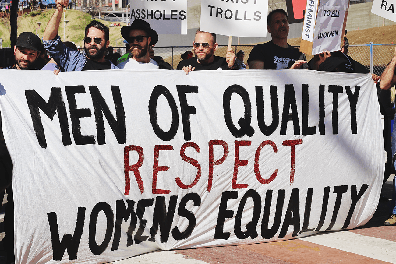 Source: Gender at Work