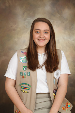 Nerinx's Gold Award Girl Scout: Laura Smith
